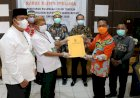 Resmi, Dawam-Azwar Ditetapkan Bupati-Wabup Lampung Timur