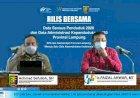 Lampung Tengah Terbanyak Penduduk, Paling Sedikit Di Pesisir Barat