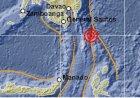 Gempa Kuat M 7.0 Di Laut Filipina Dekat Sulut