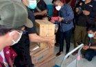 Sebanyak 33.640 Vaksin Tahap Kedua Tiba Di Lampung