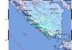 Tiga Kabupaten Di Lampung Diguncang Gempa