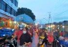 Jelang Puasa, Warga Bandarlampung Serbu Pasar Tradisional