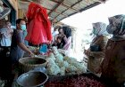Tim Gabungan Sidak Harga Dan Stok Pangan Di Pasar Gedongtataan