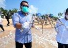 Bank BTN  Transplantasi 710 Terumbu Karang Dan Lepas 7.100 Tukik Di Pantai Bali