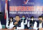 Partai Rakyat Adil Makmur (Prima) Kumpulkan KTP Agar Ikut Pemilu 2024