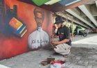 Mural Pahlawan Nasional Hiasi Flyover MBK