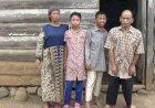 Potret Kemiskinan Keluarga Nurhudin Di Dusun 1 Pekon Antarbrak Limau Tanggamus