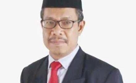 Rektor UNU Lampung, Dr. Nasir/Ist