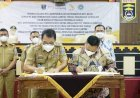 Bank Lampung - Pemkot Metro MoU Optimalisasi Penerimaan PAD