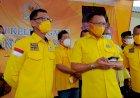 Sekjen Golkar Janji Salurkan 46 Ribu Dosis Vaksin untuk Lampung