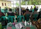 Polres Lampung Barat Gelar Vaksinasi Merdeka di 8 Polsek Jajaran